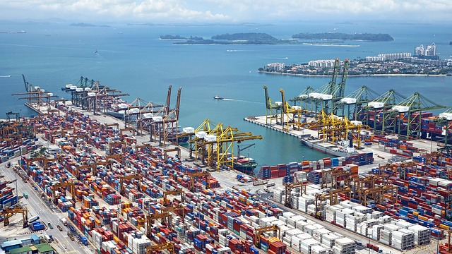 International freight forwarders