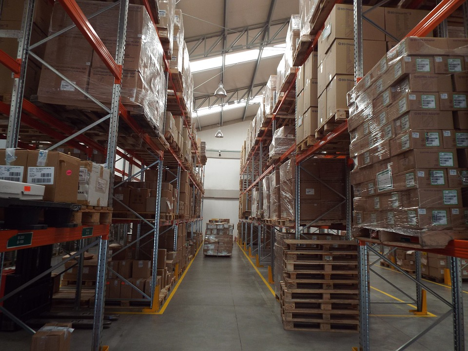 China Warehousing