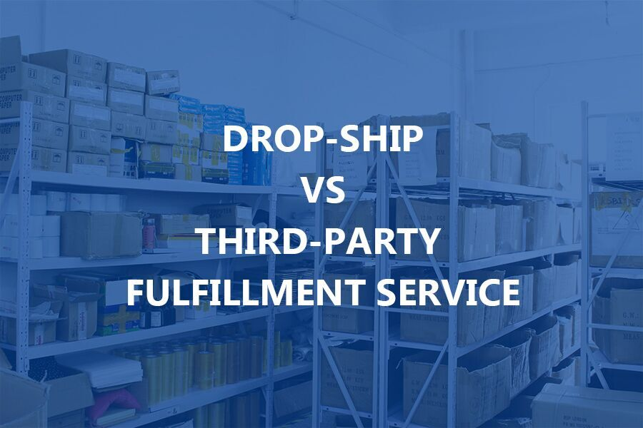 Drop Ship vs Third-party Fulfillment Service