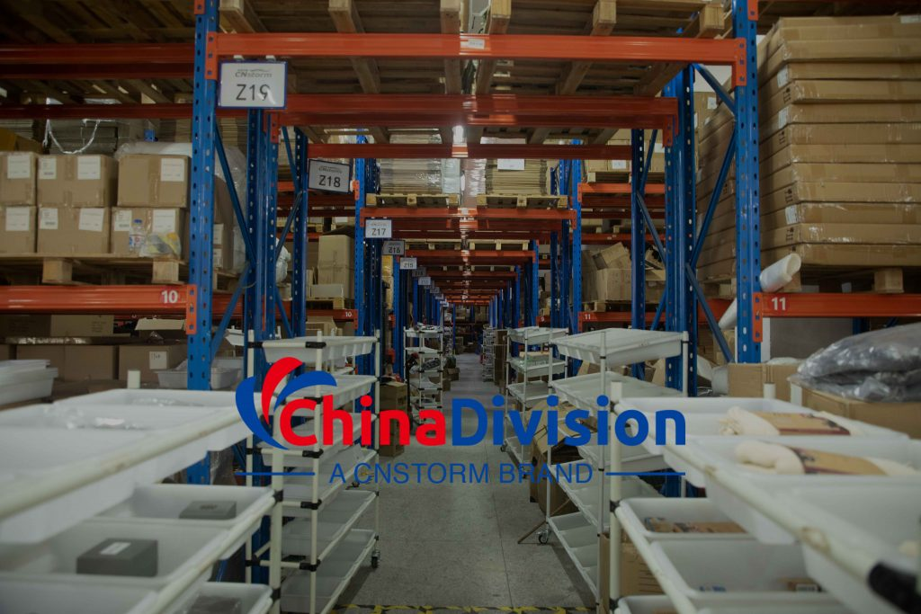 Warehouse-Management-System(WMS)-ChinaDivision